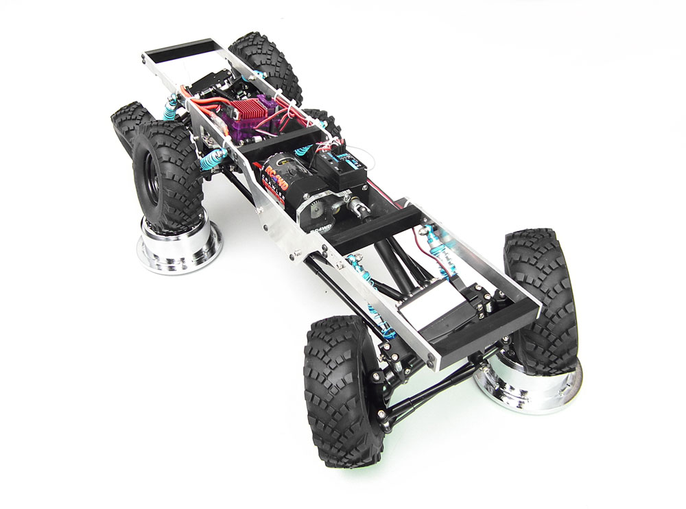 Worminator 6x6 Truck Kit - RC4WD Forums